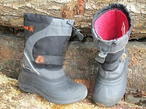 Zu 40 30 Kamik Winterstiefel Warm 29 Details Grad Blastx Stiefel Schwarz Bis Wasserdicht dxCrBoeW