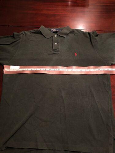 grande manga hombre 712169374846 Ralph camisa de Polo Lauren verde Tl8 larga para qBZAwp4p