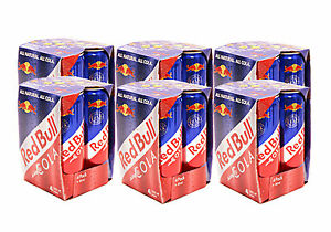 red bull simply cola 24 x 355ml energy drink mhd 2018 ebay. Black Bedroom Furniture Sets. Home Design Ideas