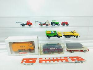 Bn110-0-5-9x-WIKING-h0-1-87-camion-poubelles-tracteur-depanneuse-etc-neuw-2x-neuf-dans-sa-boite
