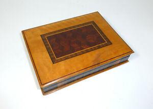 Wooden-Box-Casket-Can-um-1900-Various-Types