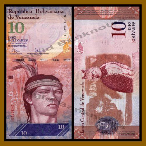 Unc 88-93 2007//2015 P- Venezuela 2-100 Bolivares x 100 Pcs Bundle Set