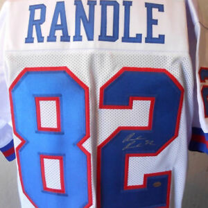 Image is loading Rueben-Randle-Signed-New-York-Giants-White-Jersey- 368589d6e