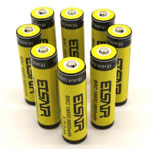 8pcs-9900mAh-18650-Rechargeable-Battery-Li-ion-3-7V-Batteries-ETSAIR