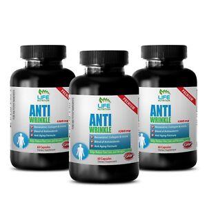 Details about Antibacterial Vitamins Supplements - Anti-Wrinkle 1400mg -  Resveratrol 3B
