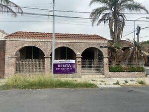 Casa en Renta para Oficinas Col Cumbres 1er Sector Monterrey NL