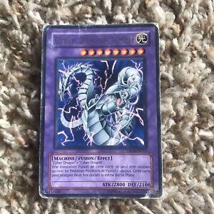 Yu-gi-oh Cyber Dragon Jumelé DP04-FR011