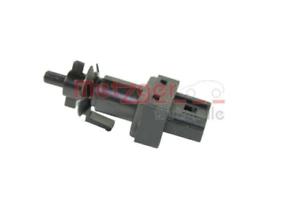 Schalter METZGER 0911124 Kupplungsbetätigung GRA