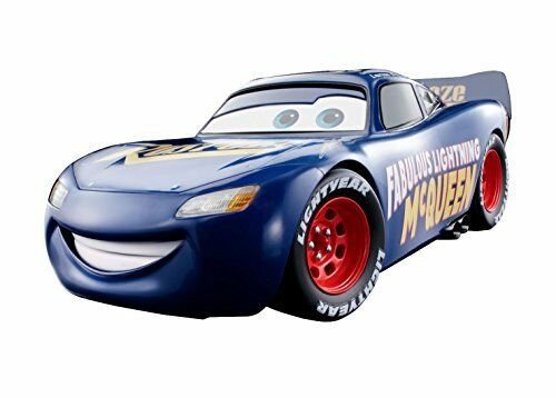 New Chogokin Cars Fabulous LIGHTNING McQUEEN Pre-coloROT Completed Figure Bandai