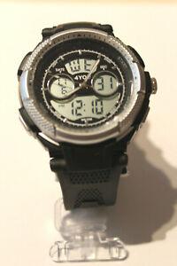 4You Armbanduhr Kunstoff Digital Kunstoffarmband 250009001