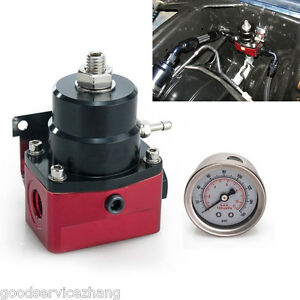Universal adjustable fpr fuel pressure regulator 160psi for What is fpr rating
