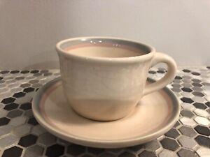 Pfaltzgraff Aura Coffee Tea Cup And Saucer Lot Of 4 Ebay