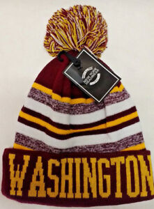 538a97f6beb Image is loading Washington-Redskins-Team-Color-Sideline-Replica-Pom-Pom-