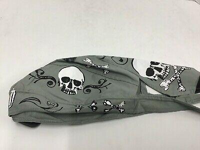 2014 Zan Headgear Motorcycle Riding Gear Web Wrapped Flydanna Headwrap