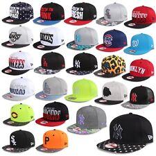 NEW ERA CAP SNAPBACK 9FIFTY NEW YORK YANKEES DODGERS SOX BROOKLYN LIFESTYLE
