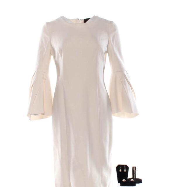 House of Cards Annette Shepherd Diane Lane Screen Worn Dress & Jewelry Ep 601