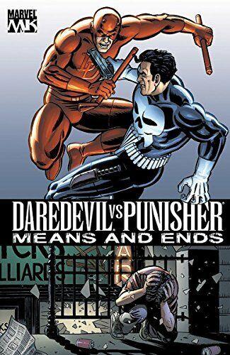 Daredevil vs. Punisher: Means & Ends (New Printi, David Lapham, Very Good
