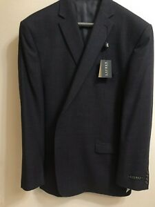 d9c2e188c7b2 Polo Ralph Lauren 100% Wool 2 Buttons Blazer Sport Coat Suit Jacket ...