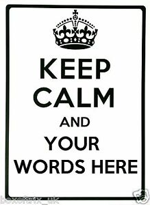 KEEP-CALM-AND-your-words-here-Wall-Art-Vinyl-Sticker-Personalised-Custom