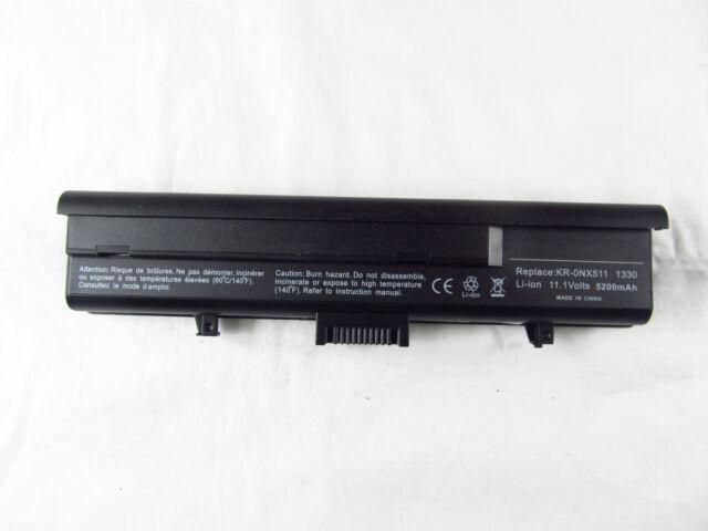 Laptop Battery for Dell XPS M1330 312-0739 451-10473 FW302 NT349 TT485 WR050