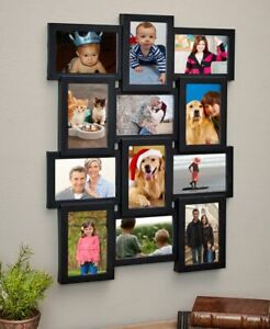 12-PHOTO-PICTURE-COLLAGE-WALL-FRAME-DISPLAY-ART-HORIZONTAL-VERTICAL-Home-Decor