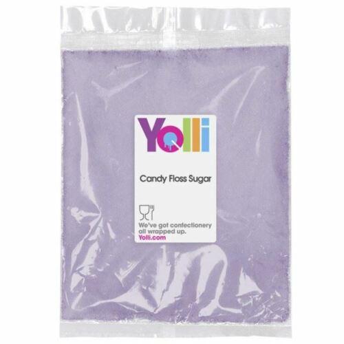 Violet Candy Floss sucre 400 g goût fraise