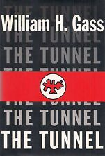 "WILLIAM H. GASS ""The Tunnel"" SIGNED 2nd Printing FIRST EDITION Fine HC/DJ RARE"