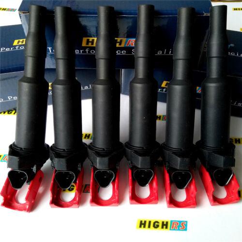 Ignition Coils fit BMW E82 E83 E85 E90 E92 E60 330i 330xi 525i 525xi 530i 530xi