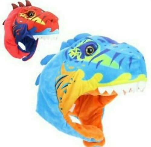Plush Children/'s Dinosaur Hat Party and Dress Up please read description