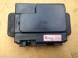 Kawasaki Gpx 250 Fuse Box - Wiring Diagram List on