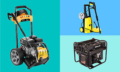10% off Home Power Equipment
