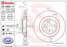 2x ATE Bremsscheibe Bremsscheiben Satz Bremsen Vorne 24.0132-0184.1