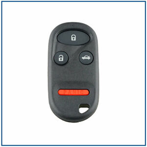 New Keyless Entry Remote Car Key Fob for Honda Insight 2001-2004 FCC:A269ZUA101