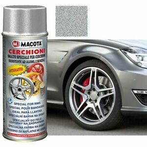 Macota Pintar Espray Cerchioni 400ml Antirayaduras Moto Coche Tuning Aluminio