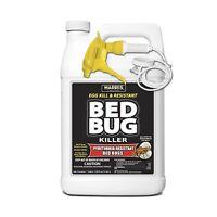Harris Toughest Bed Bug Killer Gallon Spray 1 Gallon Free Shipping