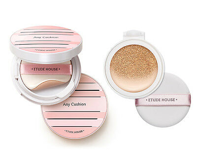 ETUDE HOUSE - ANY Cushion All Day Perfect or Refill ( KOREA Genuine )