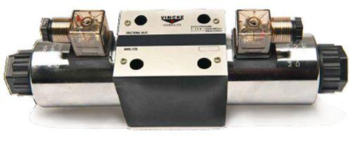 Distributeur hydraulique distributeur cetop 3 NG6 315 bar 80L//min 4//2 12VDC HA