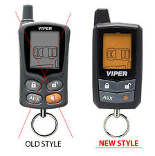 NEW VIPER 2 WAY RESPONDER REMOTE CONTROL 7341V TRANSMITTER FOR R350 7345V