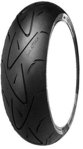 Conti Sport Attack Rear Motorcycle Tire 190//50ZR17