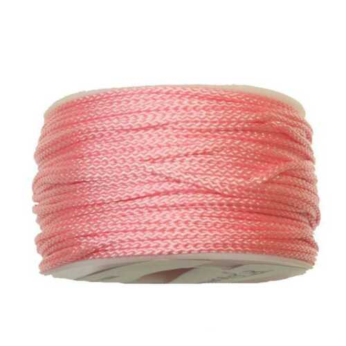 Micro Cord Rose Pink 125 FT USA MADE /& SELLER same day shipping