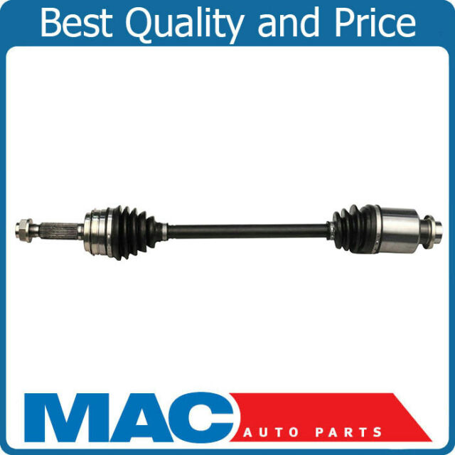 CV DRIVE AXLE SHAFT ASSEMBLY REAR RIGHT PASSENGER SIDE FOR