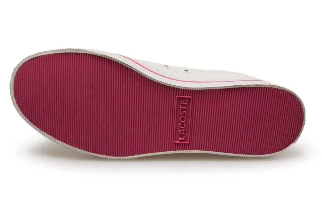 women Lacoste Marcel Marcel Marcel 117 1 Caj - 6373929304 - white Pink Trainers 26d38d