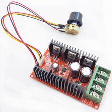 10 50v 40a Dc Motor Speed Control Pwm Hho Rc Controller 12v 24v 48v 2000w