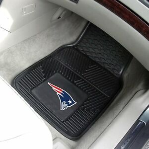 NFL New England Patriots Car Truck Seat Covers Floor Mats Steering Wheel Cover