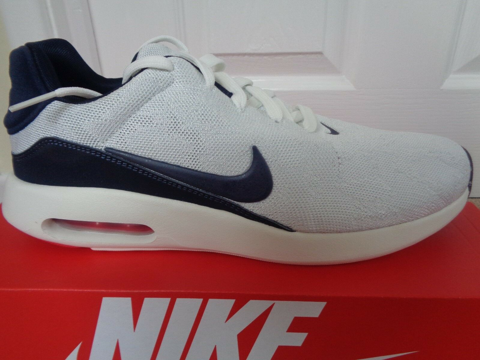 Nike Air Max modern Flyknit trainers shoes 876066 100 uk 6.5 eu 40.5 us 7.5 NEW