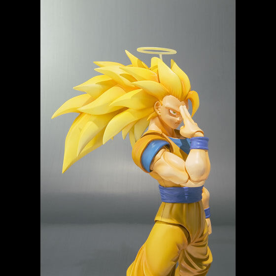 Super Saiyan 3 Son Goku Original release ( From France)