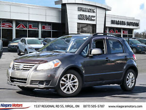 2013 Suzuki SX4 ALL WHEEL DRIVE - Technology Value PKG - NAVIGATION and SO MUCH MORE!!