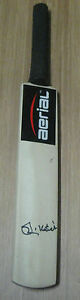 SIMON-KATICH-SIGNED-MINI-CRICKET-BAT-UNFRAMED-PHOTO-PROOF-amp-C-O-A