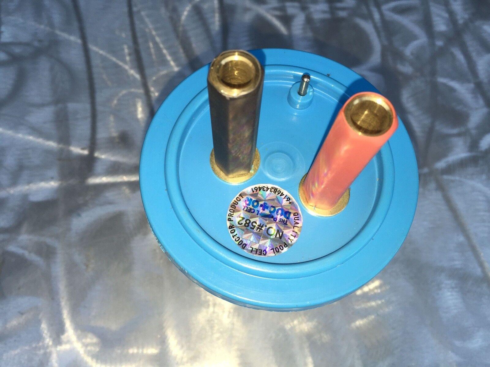 Auto Chlor AC35 pool salt cell generic 35a standard electrode EXTRA LIFE HVYDTY