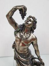 Greek Dionysus Roman Bacchus Statue God of Wine Vine and Disenfranchised #7544